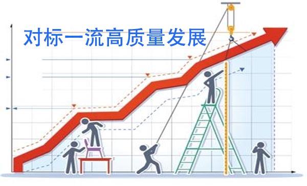 国企对标一流高质量发展实务